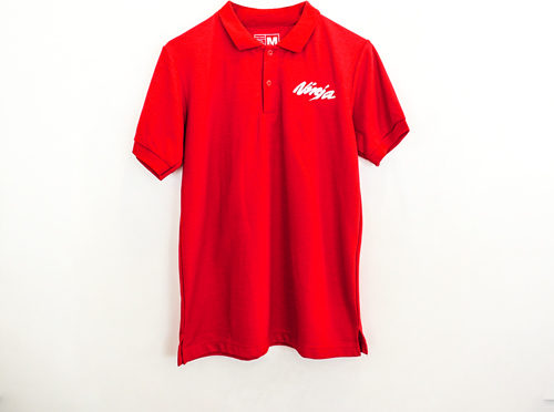 Polo - Shirt Ninja (Red)